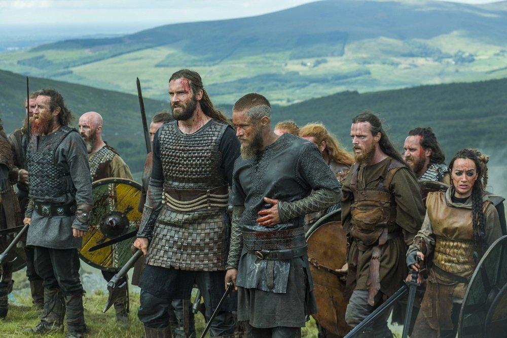 Vikings serie tv