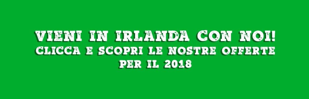 Irlanda Offerte 2018