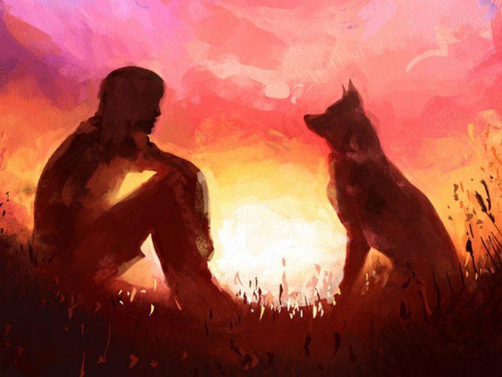 connor e i lupi