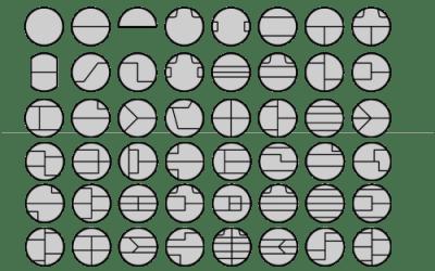 Exemple profile garnituri schimbator caldura