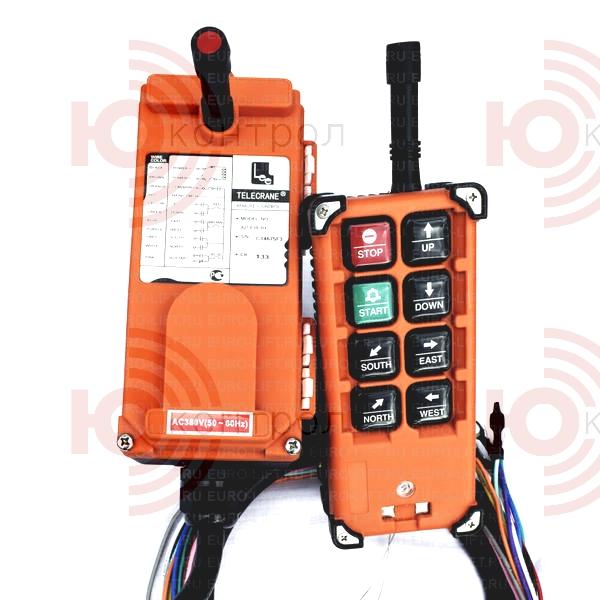 Радиоуправление краном Telecrane F21-E1B