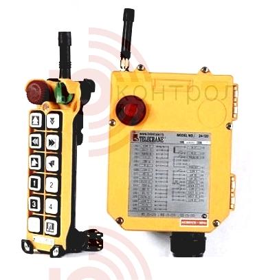 Радиоуправление краном Telecrane F24-12D
