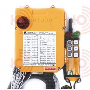 Радиоуправление краном Telecrane F24-6D