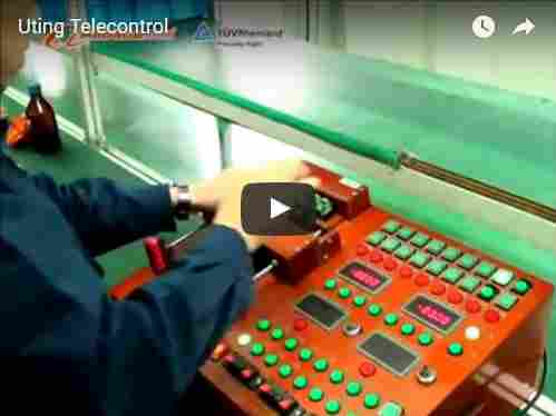 Презентация завода Uting Telecontrol