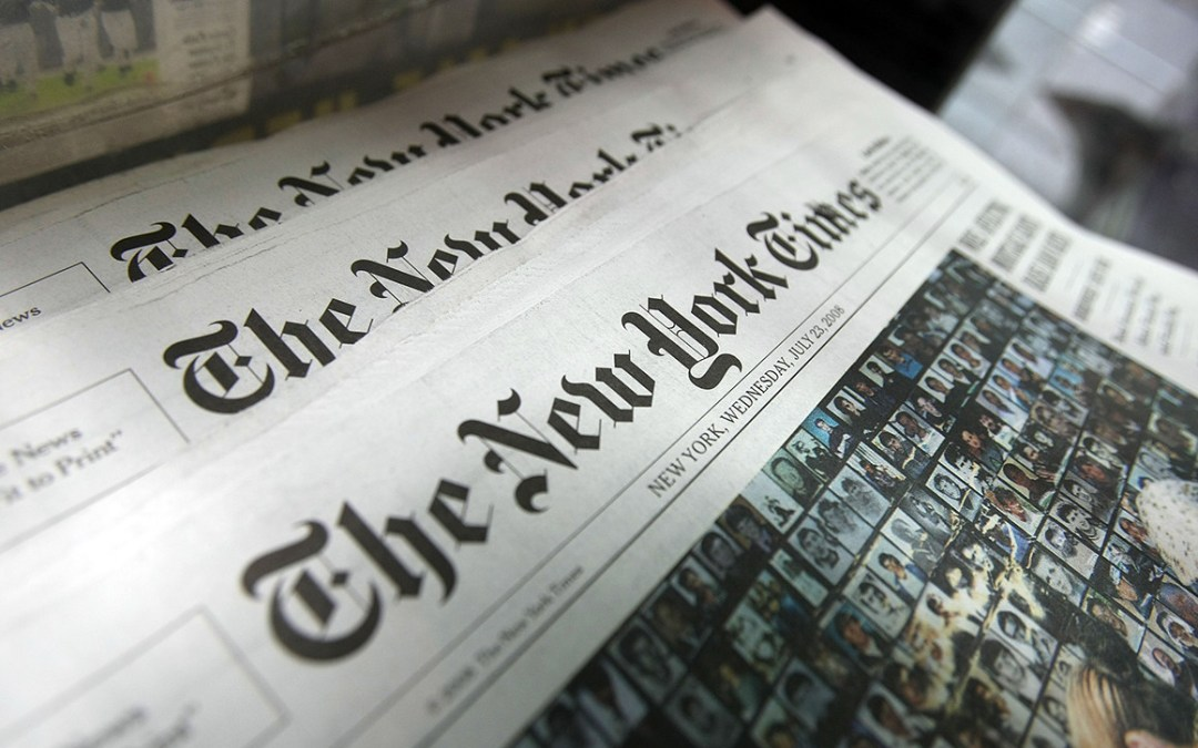 Moderate Journalist Bari Weiss Issues Brutal Resignation Letter from the NY Times