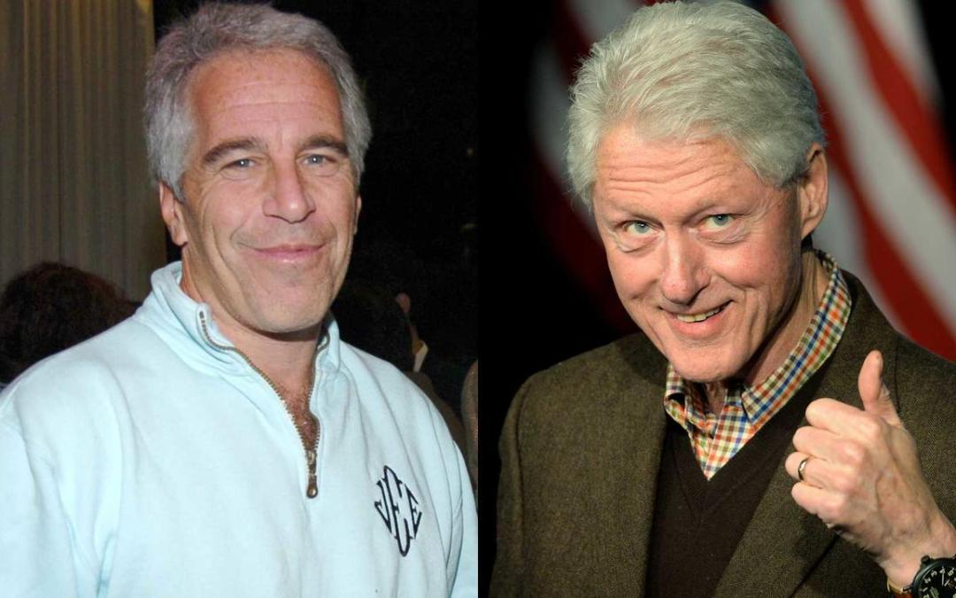 "Ghislaine Maxwell Documents Unsealed – Bill Clinton Was on Epstein Island with Jeffrey Epstein, Maxwell and ""2 Young Girls"""