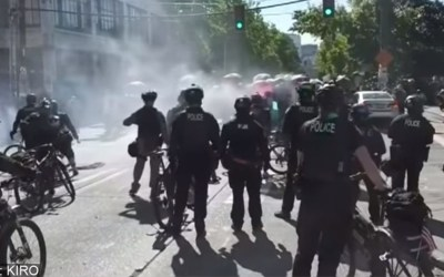 Seattle Police Violated Civil Rights by Defending Themselves, Protesters Claim in Orwellian Lawsuit