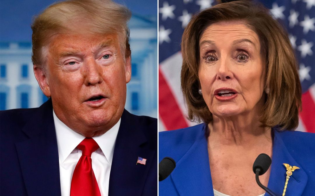 Trump sends Pelosi Packing after Beauty Shop Blunder, She is not 'in it with you' after all, Liberal Privilege
