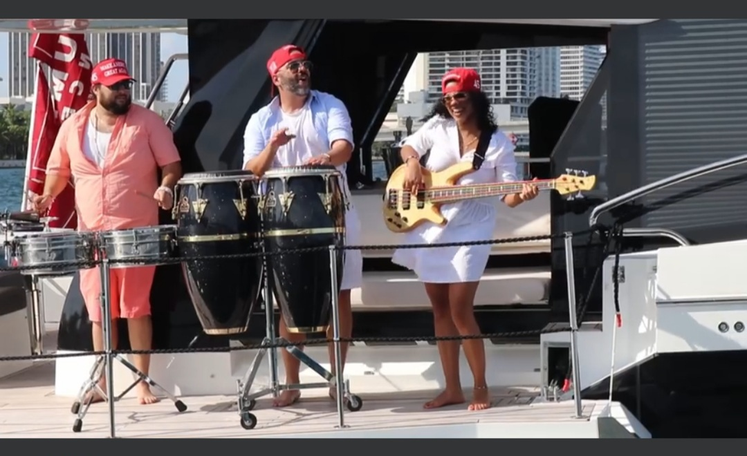 """""""Oh My God, I Will Vote, I Will Vote for Donald Trump"""", Sexy Cuban Trump Song About to Go Viral- VIDEO"""