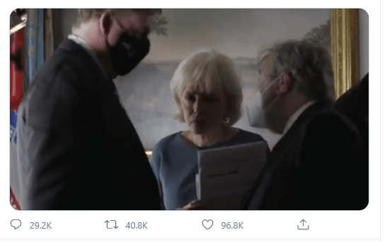 WARTIME! President Trump Threatens to Release ENTIRE INTERVIEW with Hack Reporter Lesley Stahl Before She Airs Hit Piece on Sunday