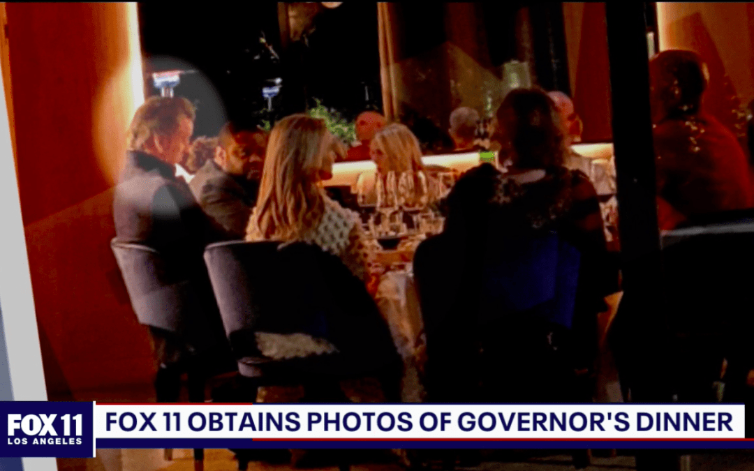 California Medical Officials Among Guests at Fancy Dinner Party Attended by Newsom
