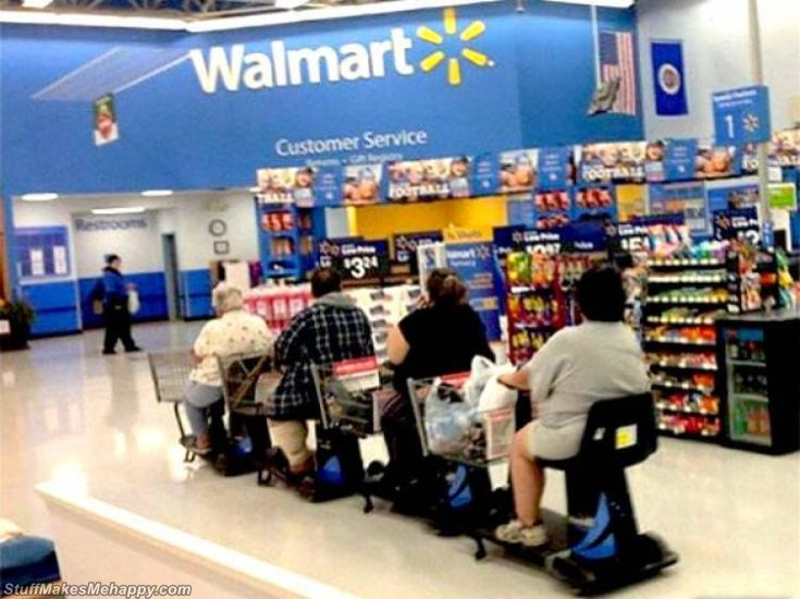PR Disaster: The People of Walmart Might be Dwindling in Numbers After Their Slap at Hawley