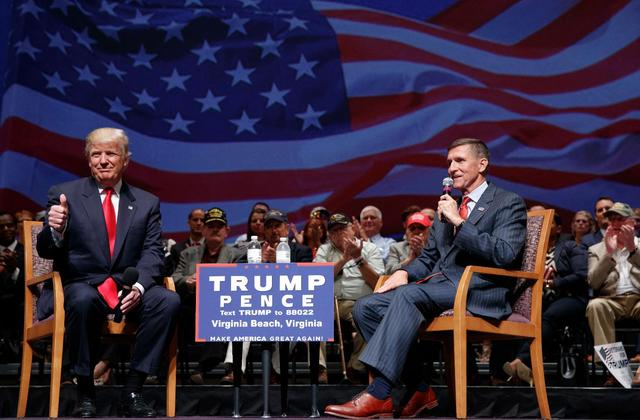 Gen. Flynn First Televised Interview Since he was Named to Trump Administration
