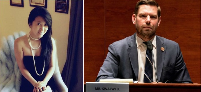 Rep. Swalwell (D-CA) Refuses To Talk About Honeypot Relationship With Chinese Spy, Blames It All On Trump