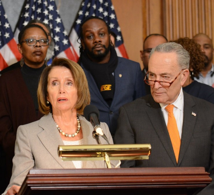 Pelosi and Schumer Cave to Trump's Demands to Increase Stimulus to American Workers After Reading Off How Horrible the COVID Relief Bill Is