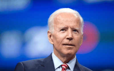 Biden Gets Record-Setting Support From Anonymous Donors