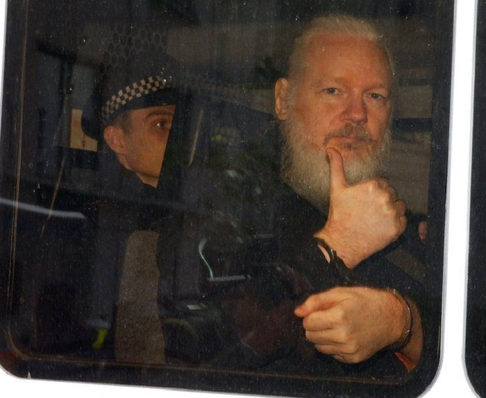 British Judge Rules Against US Extradition Request for Julian Assange
