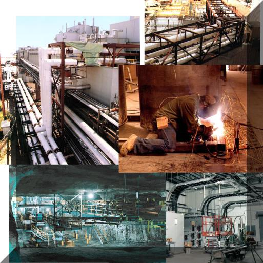 Industrial, Manufacturing, Engineering, Services, Installation