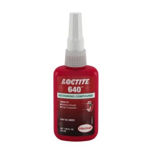 Loctite 640 64031 135520 retaining compound 50ml NA