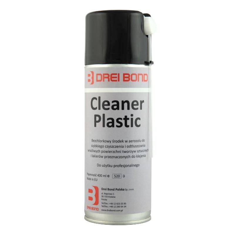 drei bond cleaner plastic odtluszczacz 400ml spray do tworzyw