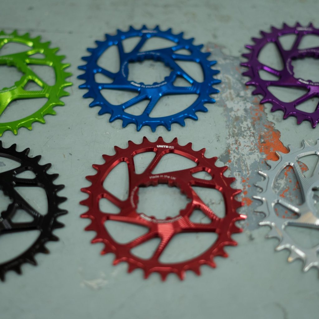 oval rings 6 colours