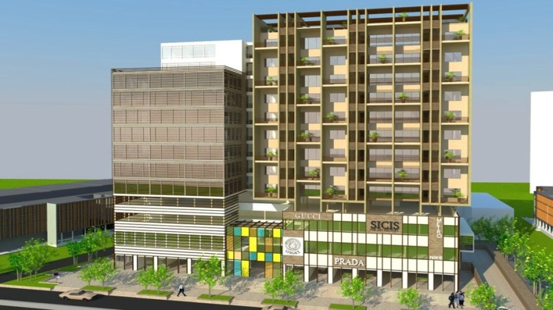 Swojus Redevelopment at Aundh