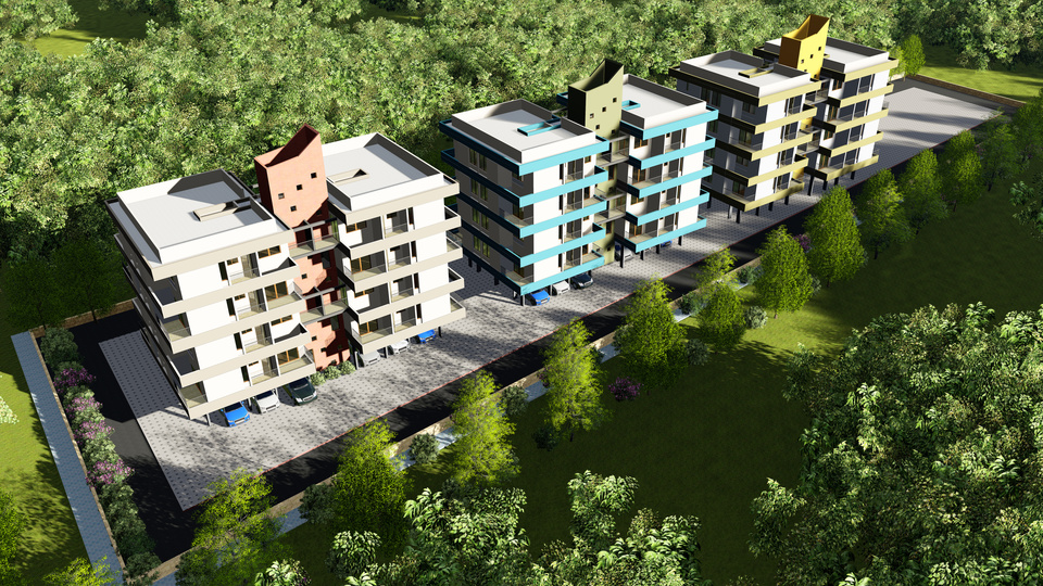 Residential Complex At Bhor