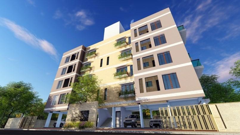 Residential Complex at Pimple Saudagar