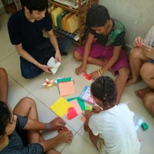 カンボジア 孤児院 (2)