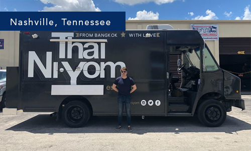 Thai Ni Yom Food Truck