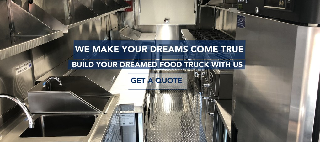 Food truck kitchen by united food truck