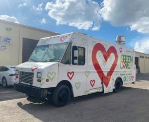 Green Love Vegetarian Food Truck
