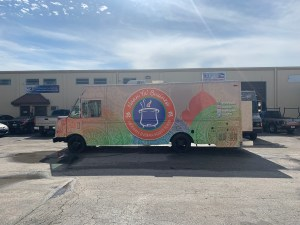 Indian Food Truck by United Food Truck, the top food truck manufacturer