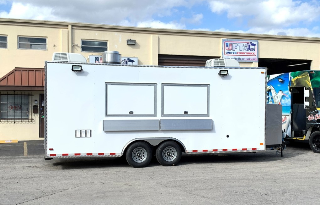 Concession trailer for sale