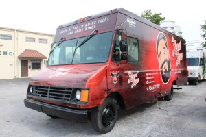 The local loco food truck for sale