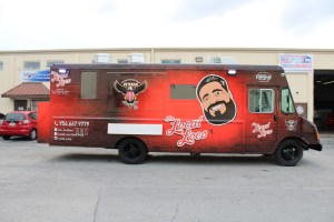 The local loco food truck