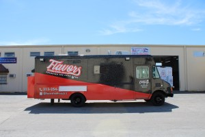 Flavors Food Truck for sale