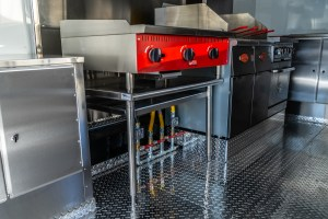 kitchen for trailer for sale
