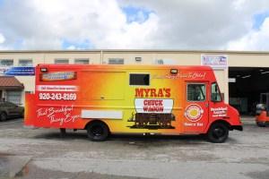 Myra's Food Truck