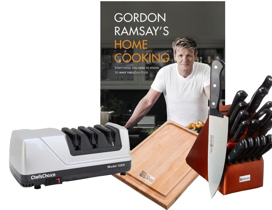 gordon ramsay's kitchen essentials