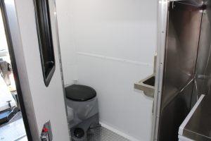 bathroom for food truck