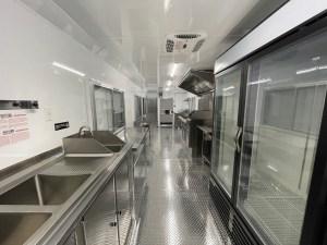mobile kitchen for concession trailer