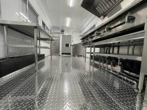big kitchen concession trailer