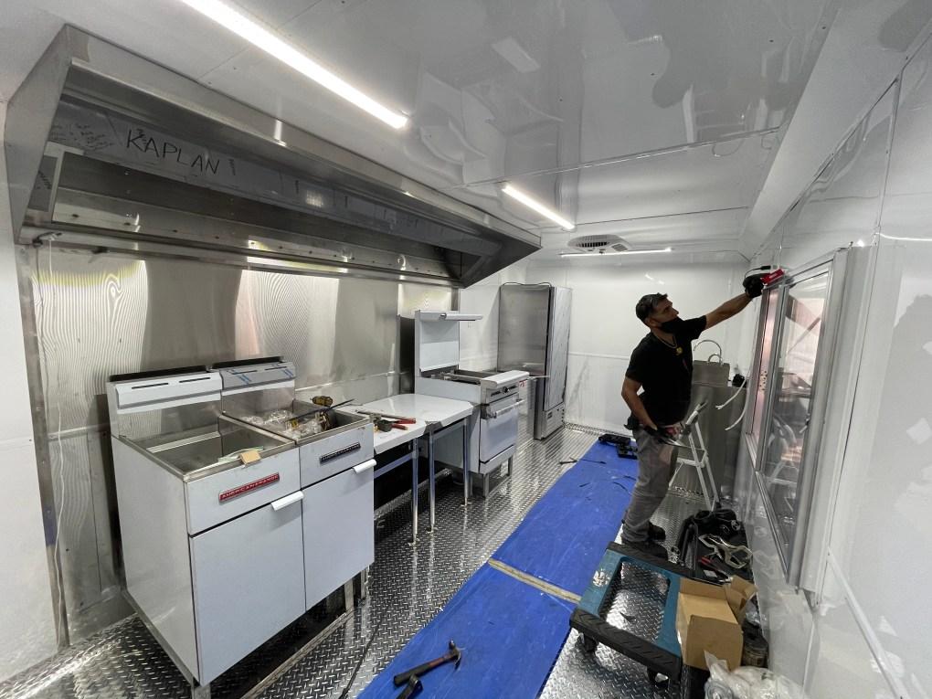 builder concession trailer