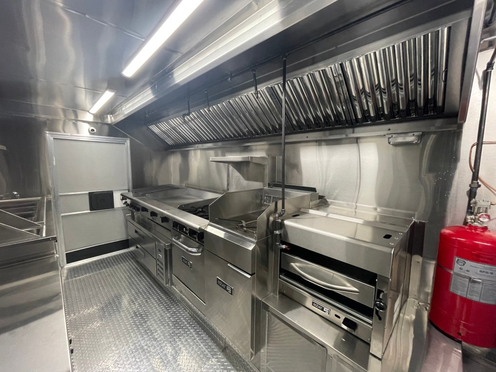kitchen for food truck california