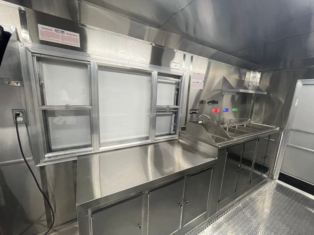 food truck approved for california