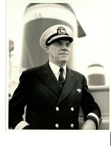 Commodore John Anderson Photo The United States merchant Marine Academy Museum