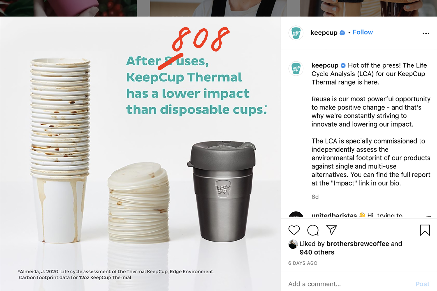 The TRUE Environmental Impact of K Cups (are they really