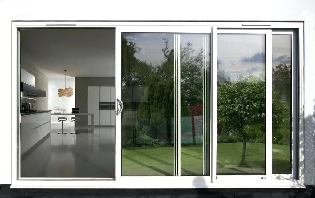 replacement three panel sliding patio
