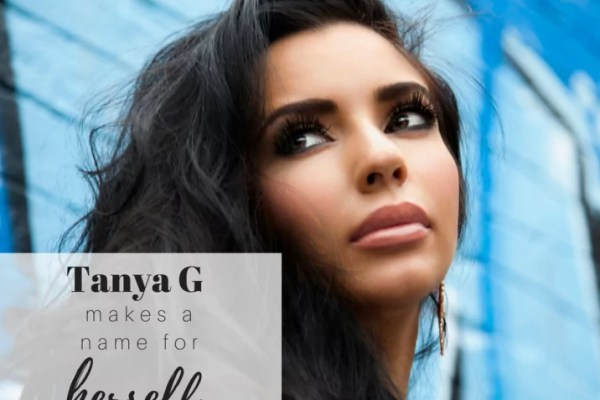 who is tanya g featured